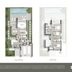 Sidra 3 Villa 1 3Bedroom 150x150 - Sidra 3 - Floor Plans