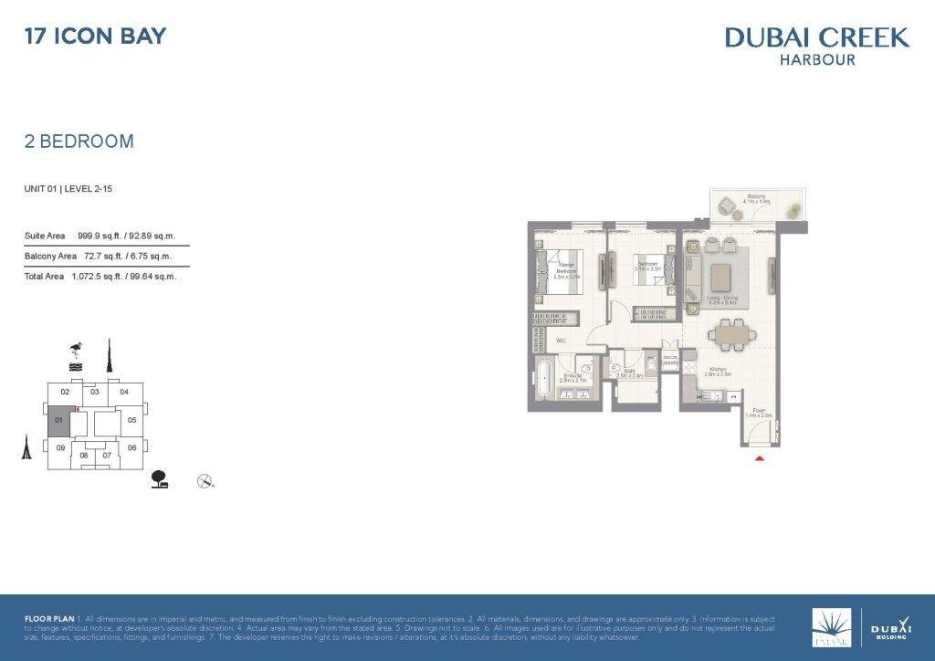 17 Icon Bay Floor Plan page 002 1024x724 - 17 Icon Bay - Floor Plans