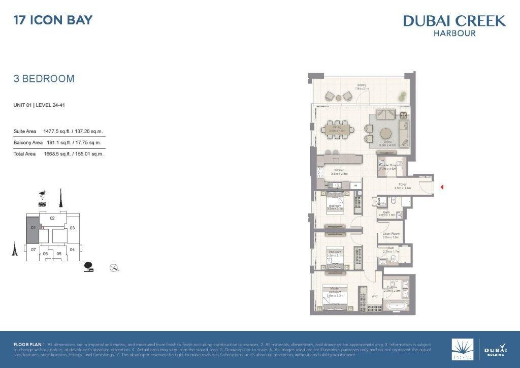 17 Icon Bay Floor Plan page 016 1024x724 - 17 Icon Bay - Floor Plans