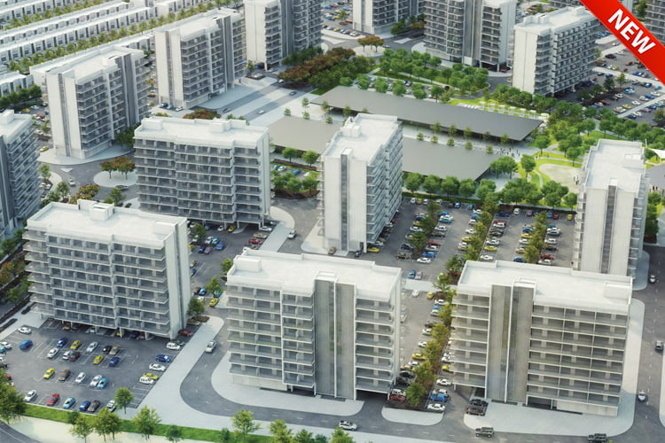 MAG EYE Townhouses at Meydan