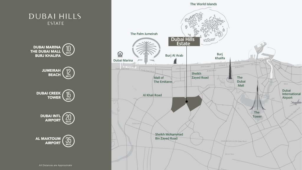 Park Ridge Brochure page 011 1024x576 - Park Ridge - Location Map