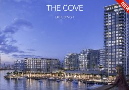 The Cove Building 1 By Emaar Properties