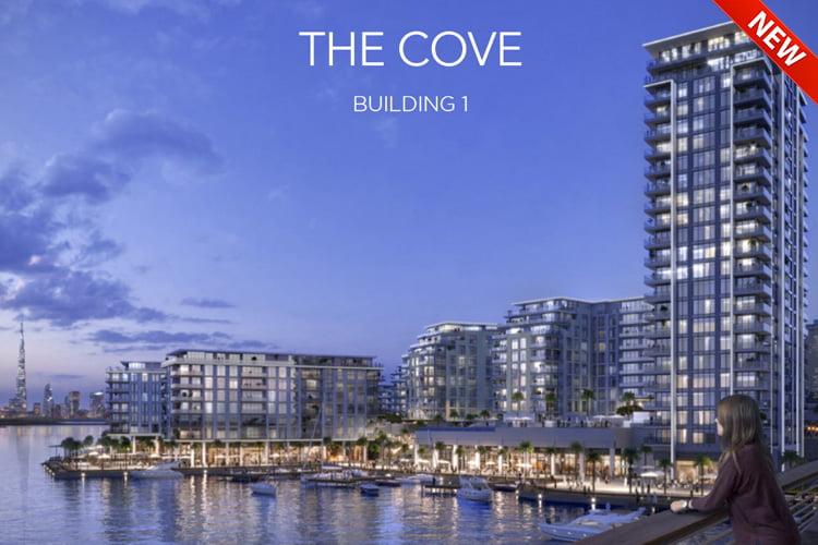 The Cove Building 1 By Emaar Properties
