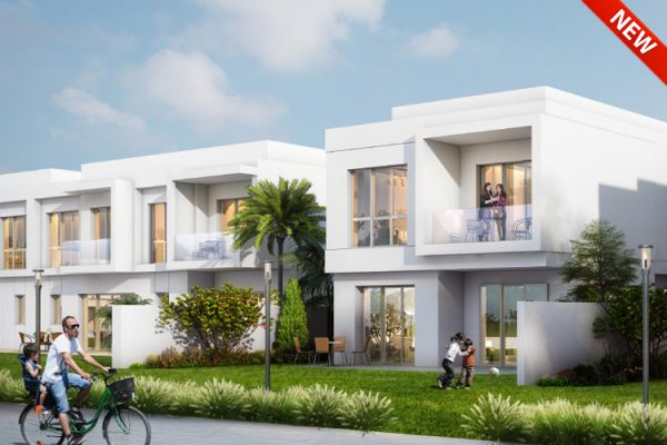 ARABELLA 3 Townhouses in Mudon By DP
