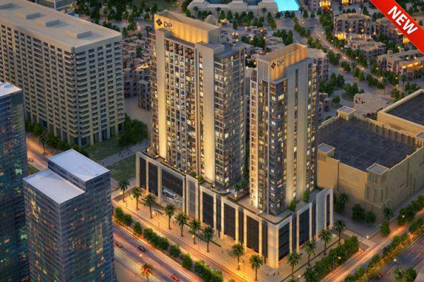 Bellevue Towers Downtown Dubai