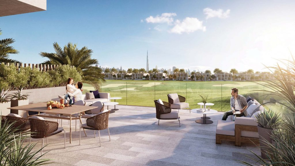 club villa 1 1024x577 - Club Villas at Dubai Hills - Photo Gallery