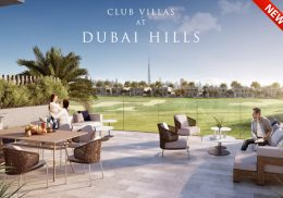 Club Villas at Dubai Hills by Emaar