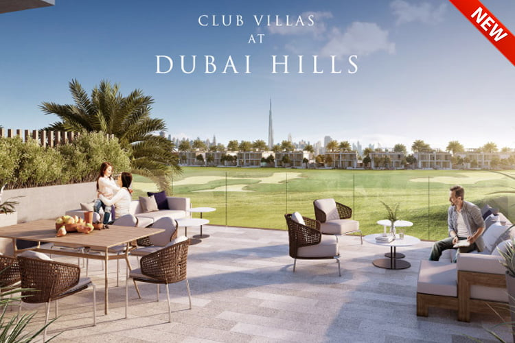 Club Villas Dubai Hills
