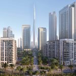 island park 1 dubai creek - OFF Plan Projects in Dubai