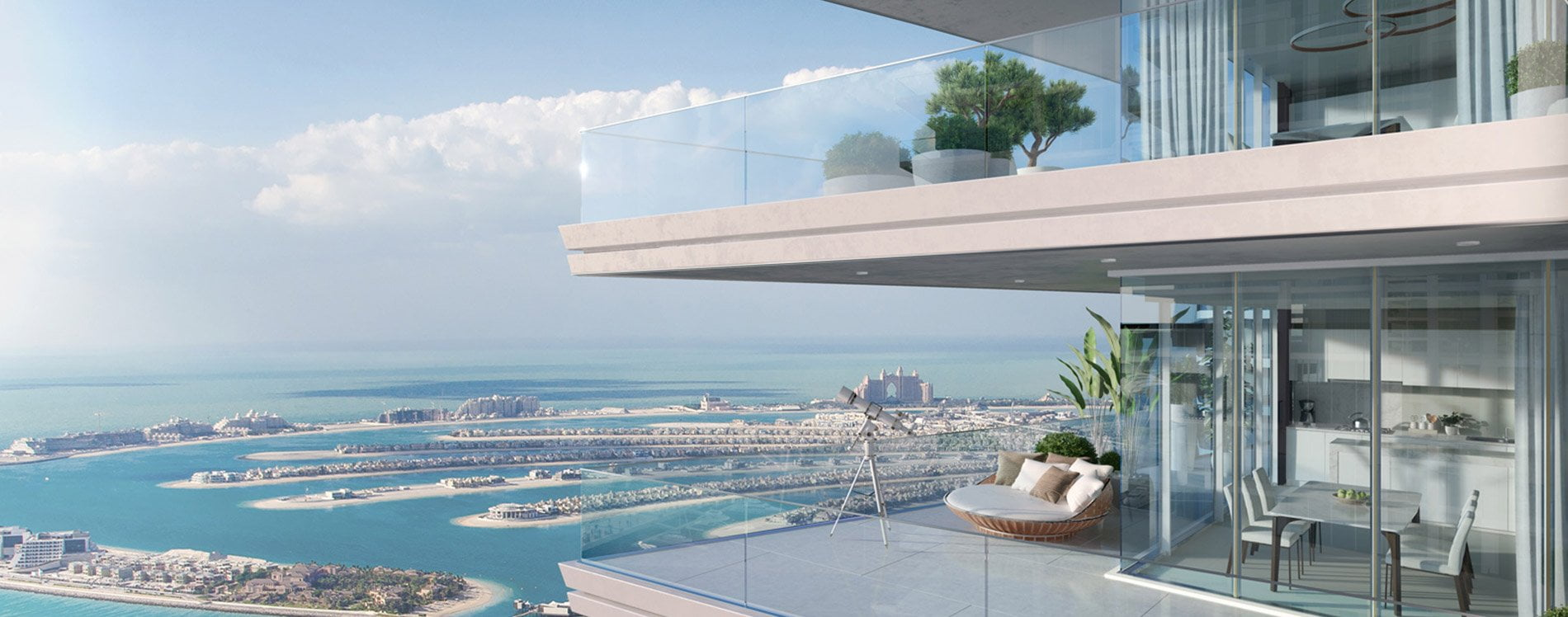 Beach Vista Emaar Beachfront Project