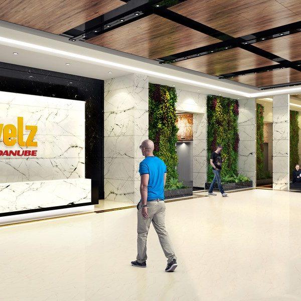 v2 Main Lobby HR 600x600 - Jewelz by Danube - Photo Gallery