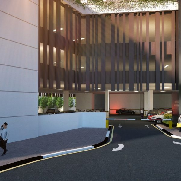 v2 Parking front HR 600x600 - Jewelz by Danube - Photo Gallery