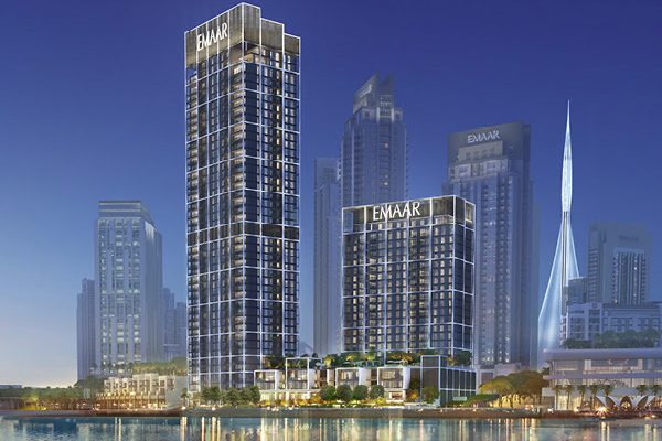 Creek Edge Dubai Creek 600x400 - Creek Edge by Emaar in Dubai Creek Harbour