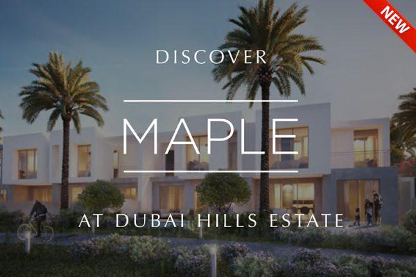 Maple Dubai Hills Estate