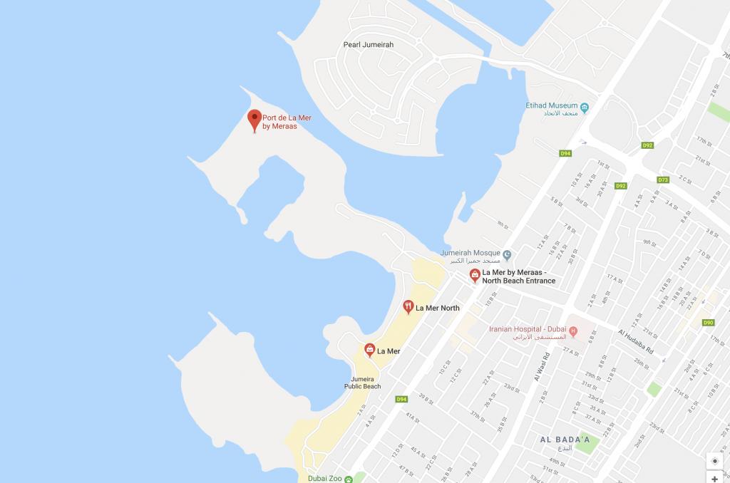 port de la mer 1024x678 - Port De La Mer by Meraas at Jumeirah
