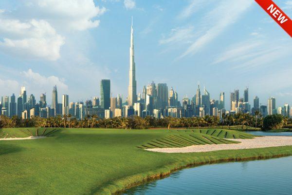 GOLF Suites at Dubai hills