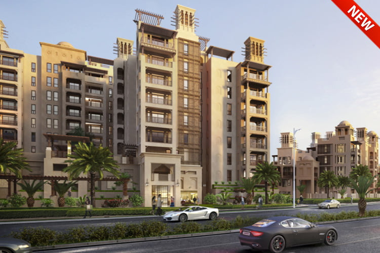 Madinat Jumeirah Living - Offplan Projects in Dubai