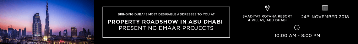 Property Roadshow in Abu Dhabi