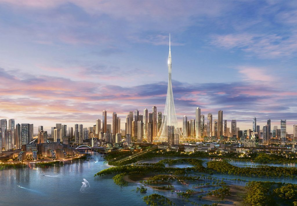 Дубай-крек-порт