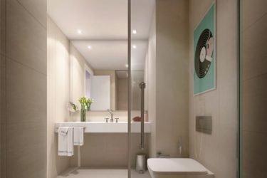 Rove Bathroom Int Cam01 375x250 - Rove City Walk by Emaar
