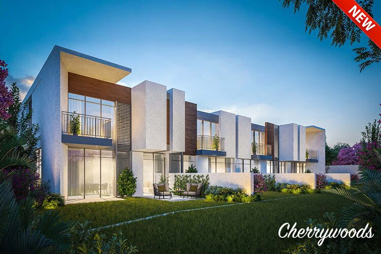 Cherrywoods Townhouses Dubai 1 - Bluewaters Residences Building 2 By Meraas