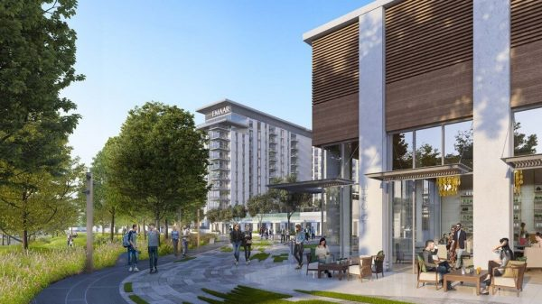 Executive Residences 2 600x337 - Executive Residences Park Ridge by Emaar