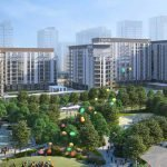 Резиденции Executive Park Ridge Emaar