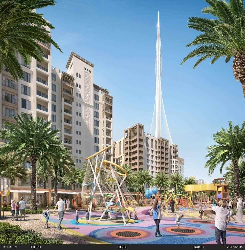 Summer Cove Apartments: Bayshore At Creek Beach Emaar