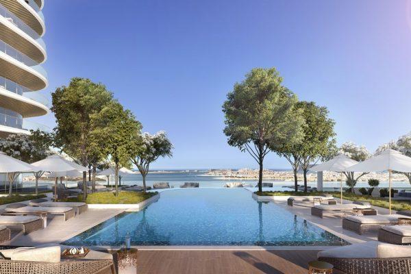 elie saab beachfront 9 resize 600x400 - Elie Saab Branded Residences at Emaar Beachfront