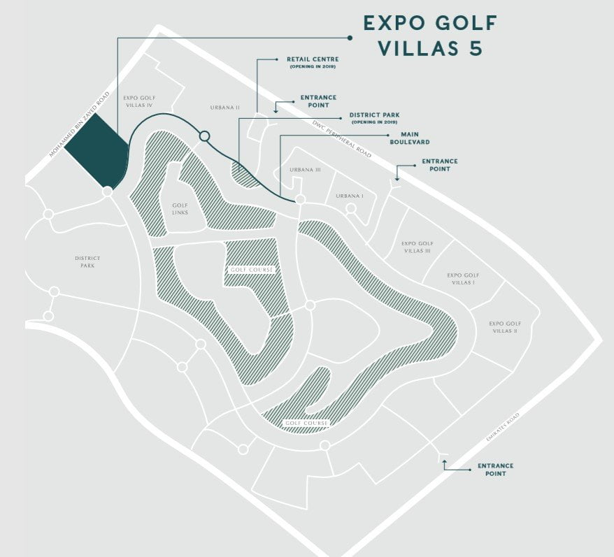 Expo Golf Villa