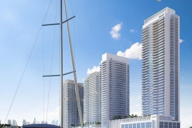 B16 Ext Cam10 375x250 - South Beach Holiday Homes By Emaar