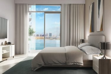 B16 Int Bedroom day 2 375x250 - South Beach Holiday Homes By Emaar