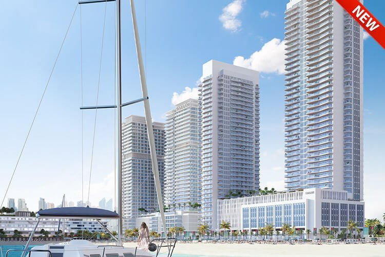 Emaar Beachfront South Beach Holiday Homes By Emaar