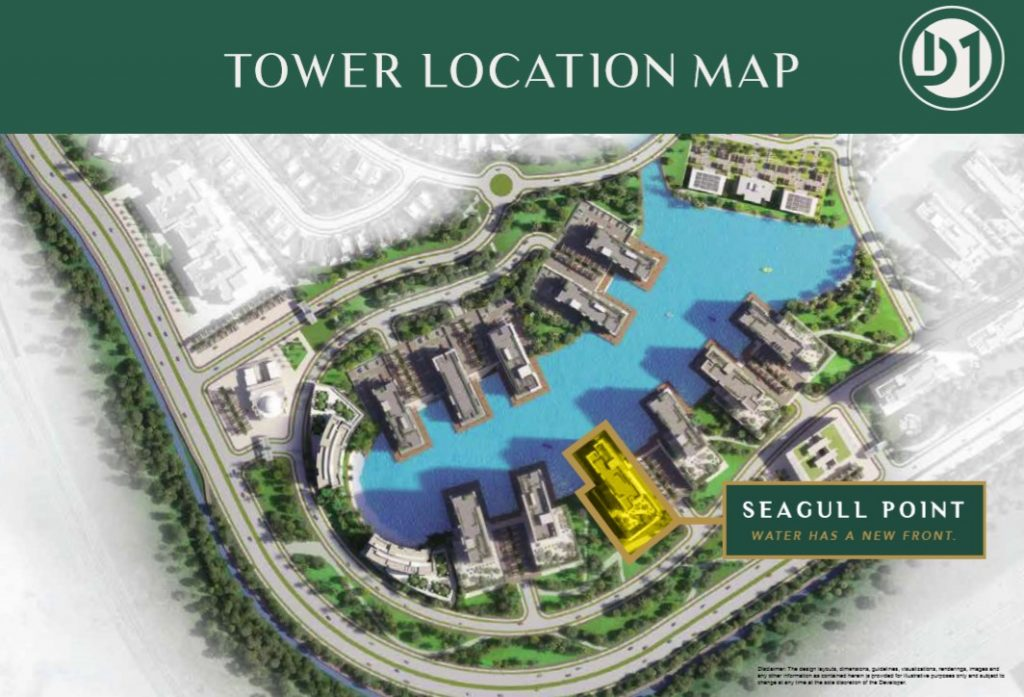 location map 1024x697 - Seagull Point at District One MBR City