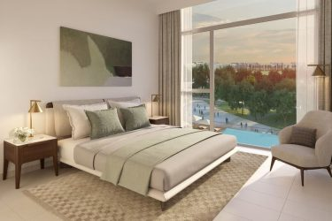 GREEN SQUARE 2BDR Bedroom 375x250 - Green Square in Dubai Hills Estate