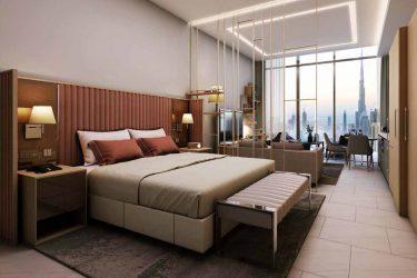SLS Dubai Hotel Residences 3 375x250 - SLS Dubai Hotel & Residences