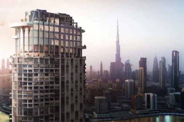 SLS Dubai Hotel Residences Предварительный просмотр 600x400 - Home Off Plan Dubai