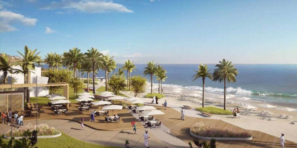 address residences 1024x512 - Address Residences Fujairah Beach Resort