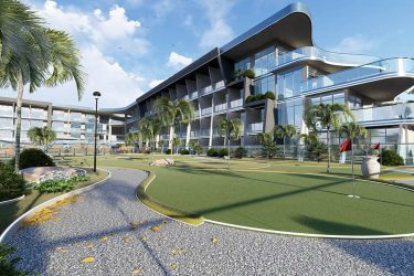 samana golf avenue23 375x250 - Samana Golf Avenue at Dubai Studio City