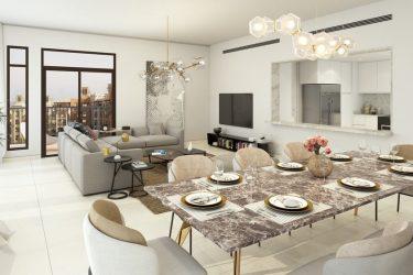 Living Room View 2 375x250 - Asayel 3 Madinat Jumeirah Living (MJL) by Dubai Holding
