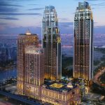 Amna Tower in Al Habtoor City - OFF Plan Projects in Dubai