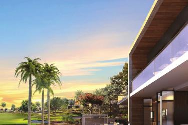 melrose villas 1 375x250 - Melrose Limited Edition Golf Villas by Damac
