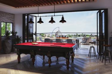 melrose villas 7 375x250 - Melrose Limited Edition Golf Villas by Damac