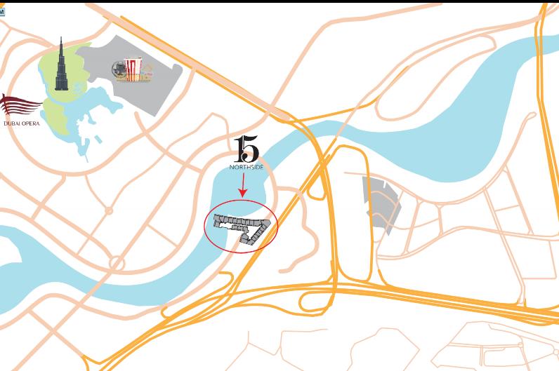 15N location - 15 NorthSide