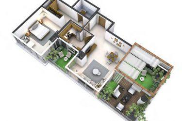 All Seasons Floor 2 375x250 - All Seasons - Damac Hills