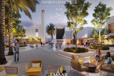 bliss 3 375x250 - Bliss at Arabian Ranches III by Emaar