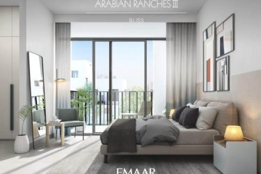 bliss 8 375x250 - Bliss at Arabian Ranches III by Emaar