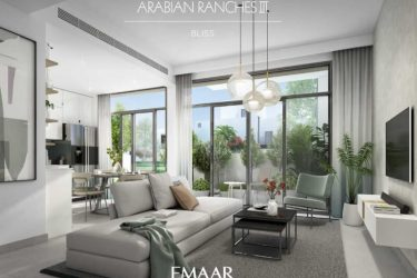 bliss 9 375x250 - Bliss at Arabian Ranches III by Emaar