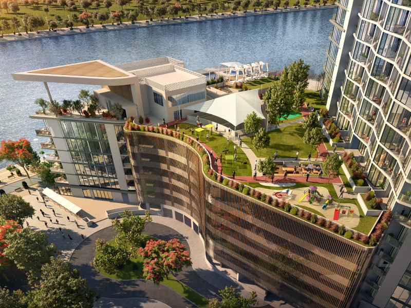 wave 2 - Waves - Sobha Waterfront District
