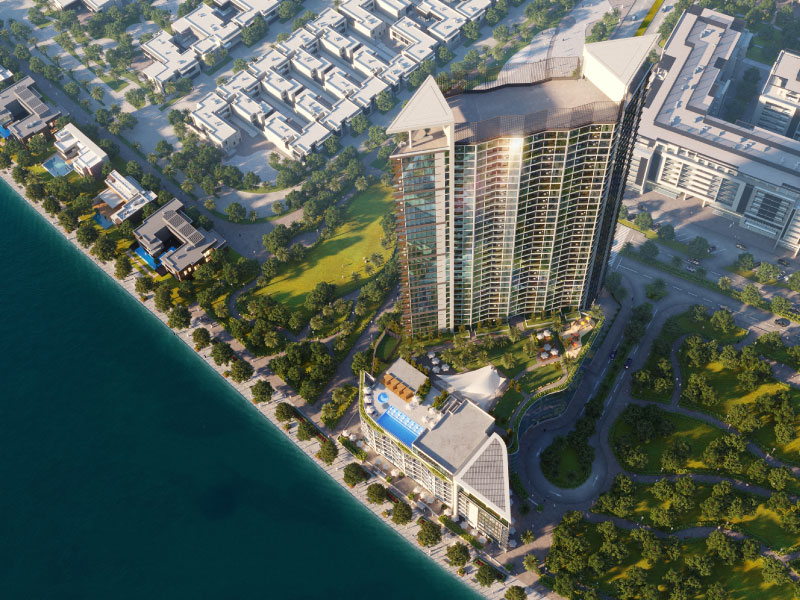 wave 5 - Waves - Sobha Waterfront District